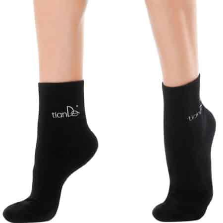 Ciorapi de bumbac cu turmalină pentru adulți