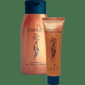 Flacon+tub 220+100g Setul cu extract de ginseng este compus din șampon și balsam. Şamponul curăță ușor, repară și hidratează părul. Întărește rădăcinile firului de păr, stimulează creșterea, normalizează secreția glandelor sebacee și previne apariția mătreții. Conține extract de Ginseng și Shou Wu. Balsamul restaurează eficient structura internă a firului de păr, îi oferă vitalitate și un aspect bine îngrijit. Balsamul asigură părului un complex de componente nutritive, necesare în perioada de stres, protejează de pierderea umidității și de razele UV. Potrivite pentru toate vârstele și tipurile de păr. Rădăcina de Ginseng are proprietăți tonice, imunostimulatoare și antioxidante, de asemenea are capacitatea de a proteja organismul de toate tipurile de stress. Extractul de rădăcină de ginseng chinezesc activează microcirculația în scalp, îmbunătățește hrănirea foliculilor piloși, reduce pierderea părului. Extractul de Shou Wu intensifică hrănirea rădăcinilor, restabilește strălucirea naturală și împiedică apariția prematură a părului gri. Utilizare: Șamponul se aplică uniform pe părul umed, se lasă 2-3 min., apoi se spală. Balsamul se aplică uniform pe părul umed, se lasă 2-3 min., apoi se clătește bine cu apă.