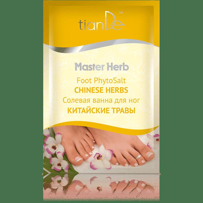 Sarea de baie pentru picioare cu extracte de plante conține substanțe eficiente ce produce eliminarea senzației de picioare obosite și grele. Are un efect de relaxare, revigorant, antiseptic și deodorizant. Sarea de mare curăță pielea, o hrănește cu microelementele necesare, activează metabolismul, mărește tonusul și elasticitatea pielii și o face mai catifelată. Extractul din rădăcină de pătrunjel-de-zăpadă hrănește, înmoaie și hidratează pielea prin îmbogățirea cu micro- și macroelemente utile, îmbunătățește microrelieful pielii, lasă pielea netedă și delicată. Extractul din floarea de Artemisia capilaris înmoaie pielea, accelerează regenerarea celulelor, suprimă procesul de creștere a bacteriilor. Utilizare: Dizolvați conținutul pachetului într-un lighean cu apă caldă.Ține-ți picioarele în baia de sare timp de 15-20 de minute.