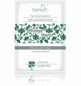 Mască anti-anti-acnee Master Herb